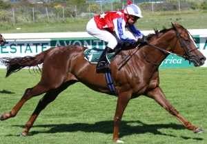 Val de Ra wins in the Tony Taberer Southern Cross Race on Fillies Day in 2011