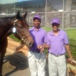 EP 16 Graduate with Bethwell and Wilfred at the Sale
